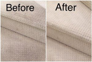 before after carpet cleaning