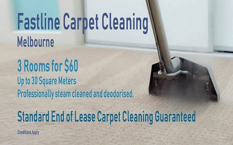 Melbourne Carpet Steam Cleaning with price details